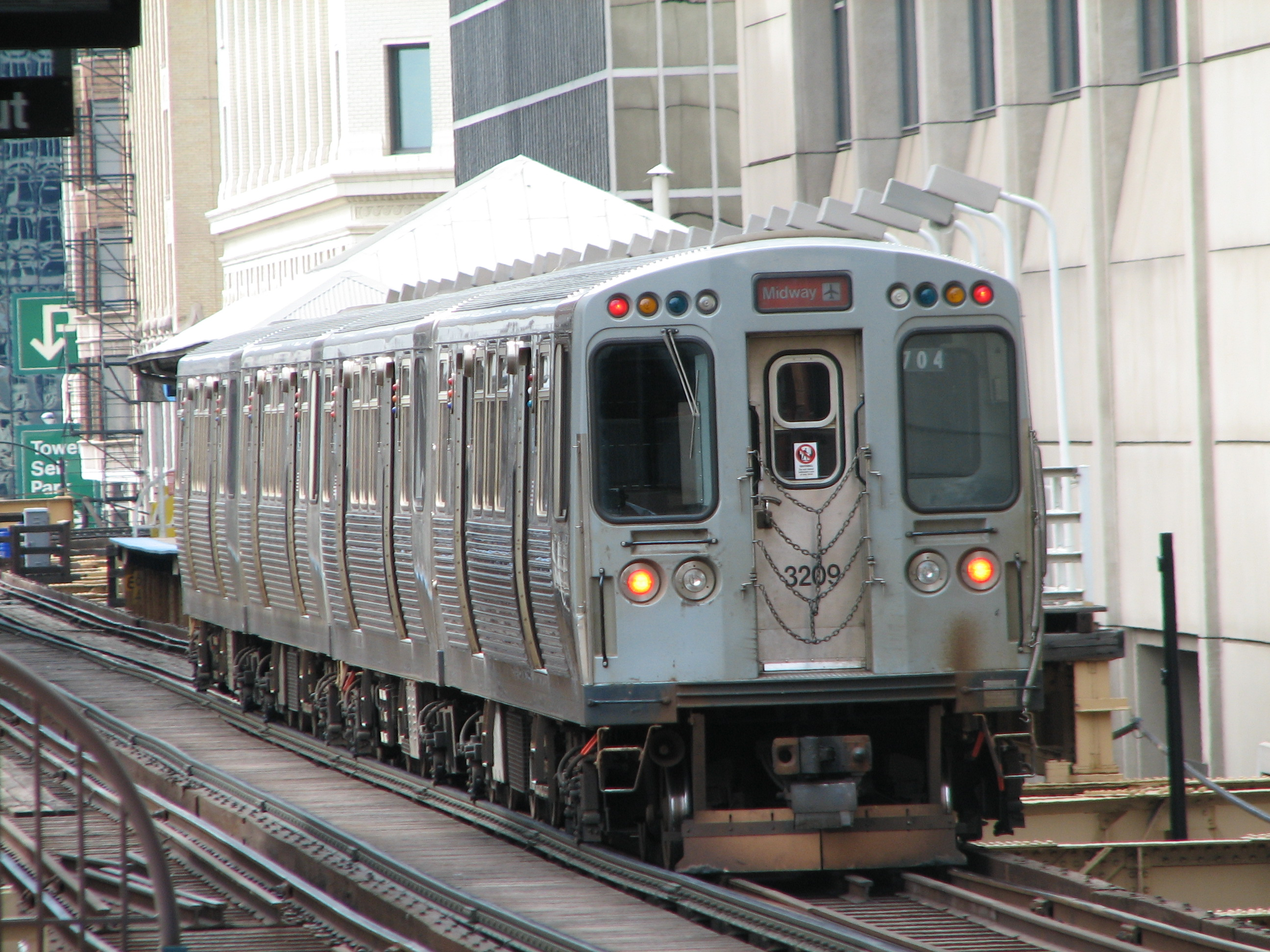 Chicago Train Accident Attorney  Train Accident Lawyer Chicago