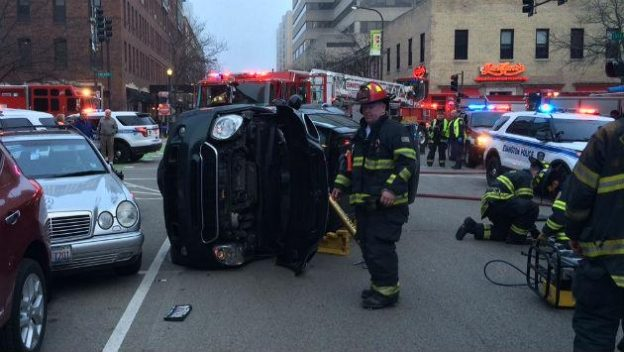 Chicago Intersection Accident Attorney
