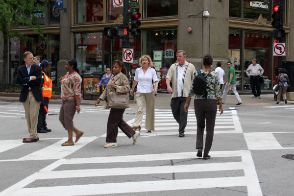 Chicago Pedestrian Accident Attorney