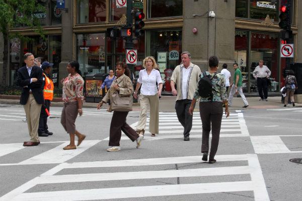 Chicago Pedestrian Accident Attorney