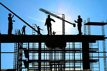 silhouette-construction-worker-blue
