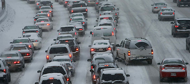 chicago winter driving tips