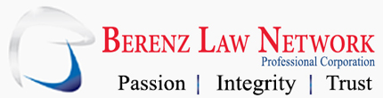 Chicago Injury Lawyer | Berenz Law Network